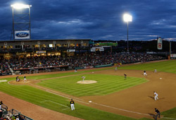 NH Fishercats Panoramic